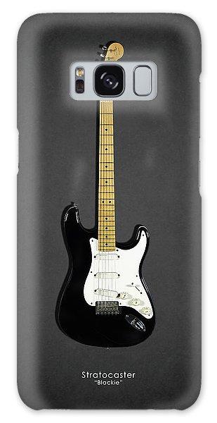 Eric Clapton Galaxy Case - Fender Stratocaster Blackie 77 by Mark Rogan