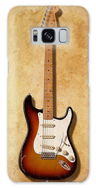Eric Clapton Galaxy Case - Fender Stratocaster Since 1954 by WB Johnston