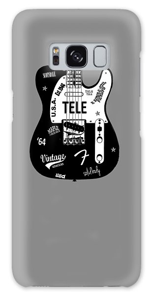 Fender Telecaster 64 Galaxy Case by Mark Rogan