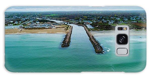 Fenway Beach Breakwater Galaxy Case