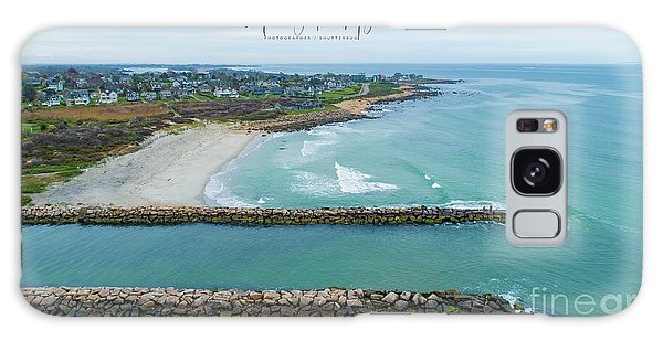 Fenway Beach, Weekapaug Galaxy Case