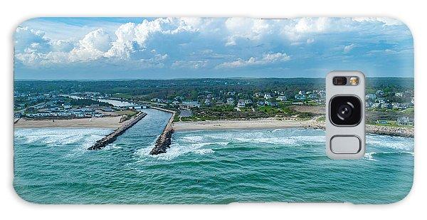Fenway Beach, Weekapaug,ri Galaxy Case