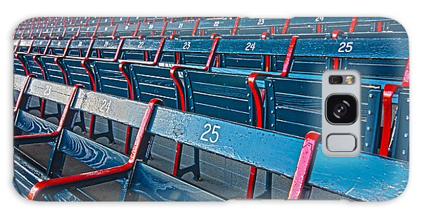 Fenway Bleachers Galaxy Case