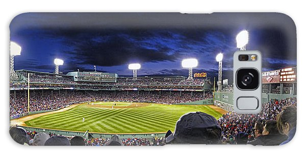 Fenway Night Galaxy Case