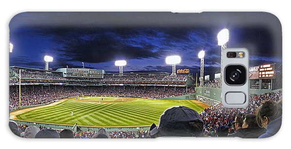 Fenway Night Galaxy Case by Rick Berk
