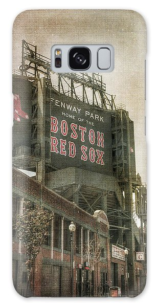 Fenway Park Billboard - Boston Red Sox Galaxy Case