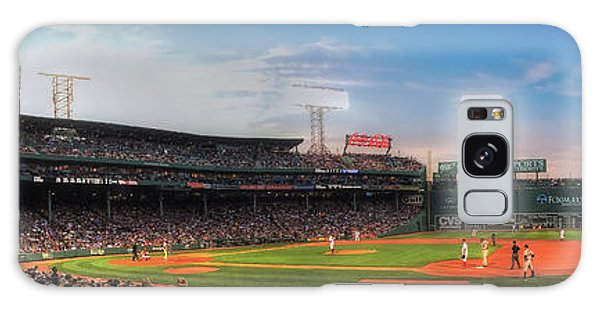 Fenway Park Panoramic - Boston Galaxy Case