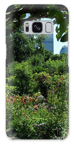 Fenway Victory Gardens In Boston Massachusetts  -30951-30952 Galaxy Case