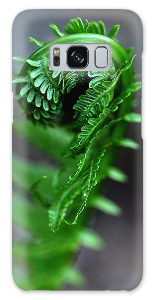 Fern Frond Galaxy Case