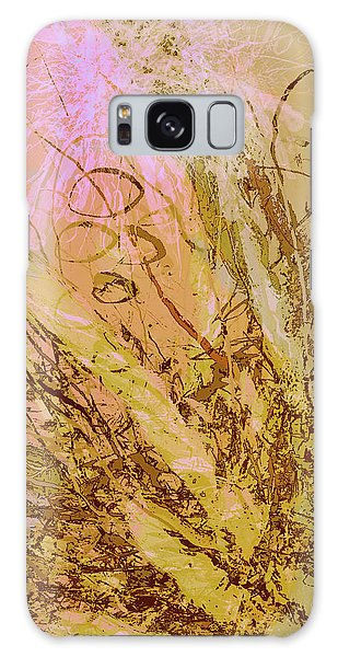 Fern Series 32 Bubbles Rise Galaxy Case