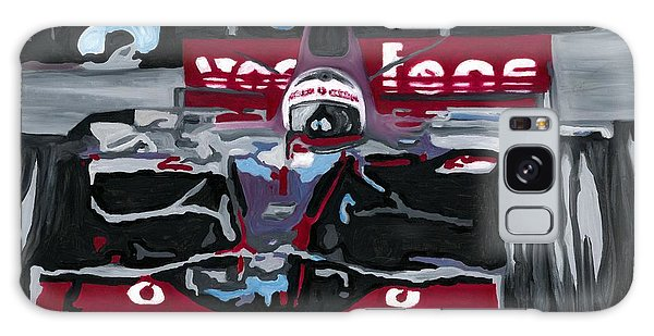 Fernando Alonso Wins Monaco For Mclaren 2008 Galaxy Case