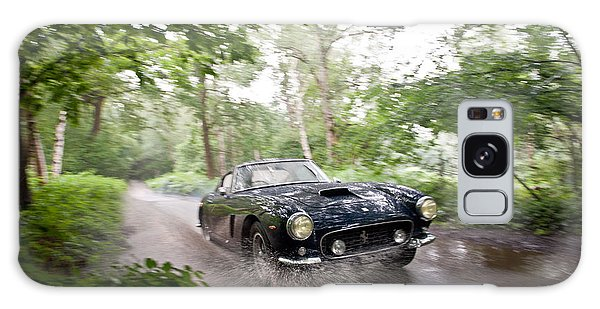 Ferrari 250 Swb Splash Galaxy Case