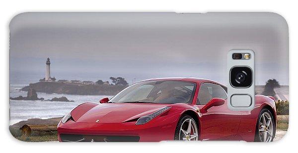Ferrari 458 Italia Galaxy Case