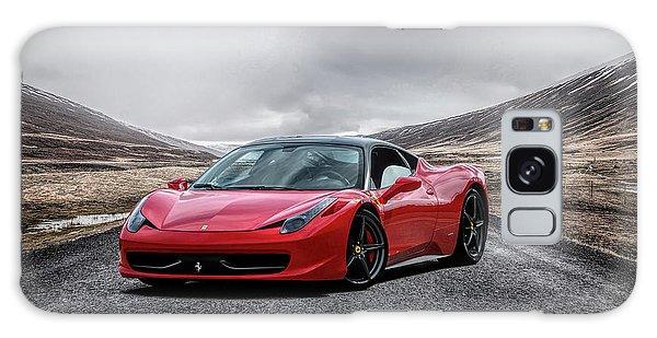 Ferrari 458 Galaxy Case by Stephan Grixti