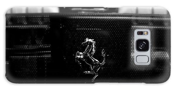 Ferrari Engine Grill Galaxy Case by Jeff Lowe