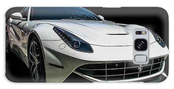 Ferrari F12 Berlinetta In White Galaxy Case