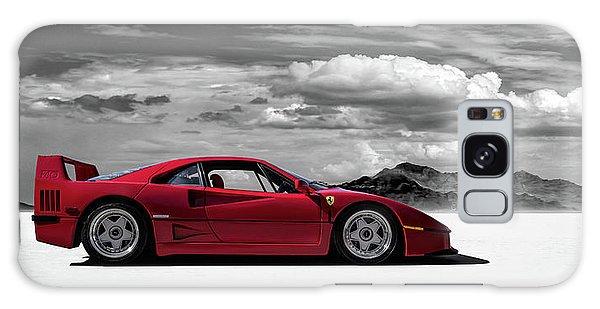 Ferrari F40 Galaxy Case