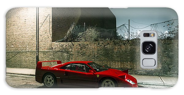 Ferrari F40 Lurking Galaxy Case