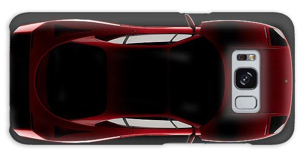 Ferrari F40 - Top View Galaxy Case
