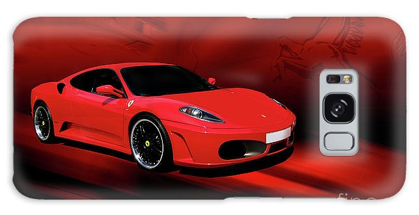 Ferrari F430 Galaxy Case by Joel Witmeyer