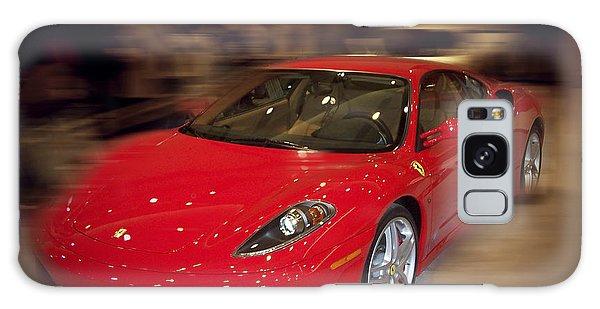 Automotive Galaxy Case - Ferrari F430 - The Red Beast by Serge Averbukh