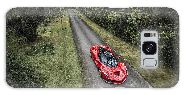 Ferrari Laferrari Country Drive Galaxy Case