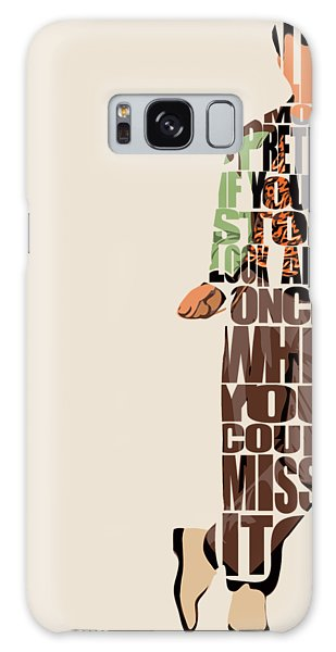 Vector Galaxy Case - Ferris Bueller's Day Off by Inspirowl Design