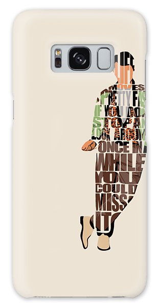 Wall Galaxy Case - Ferris Bueller's Day Off by Inspirowl Design