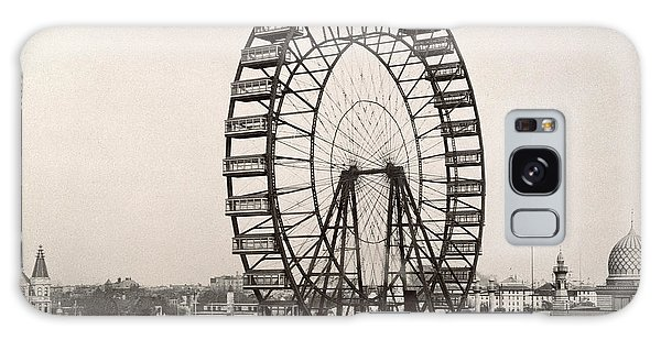 Chicago Art Galaxy Case - Ferris Wheel, 1893 by Granger