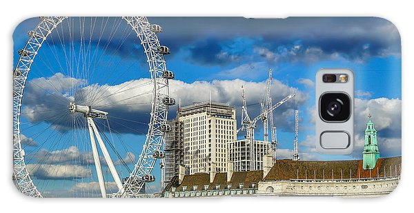 Galaxy Case - Ferris Wheel by Ric Schafer