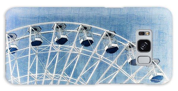 Wonder Wheel Series 1 Blue Galaxy Case