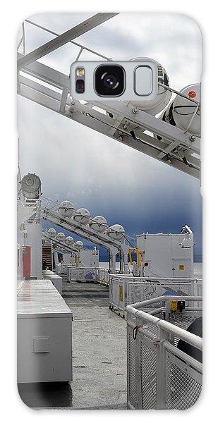 Ferry Crossing Galaxy Case