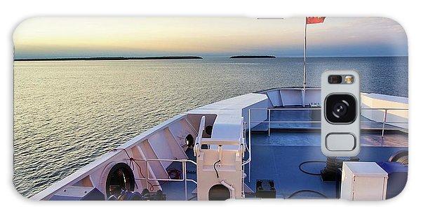 Ferry On Galaxy Case