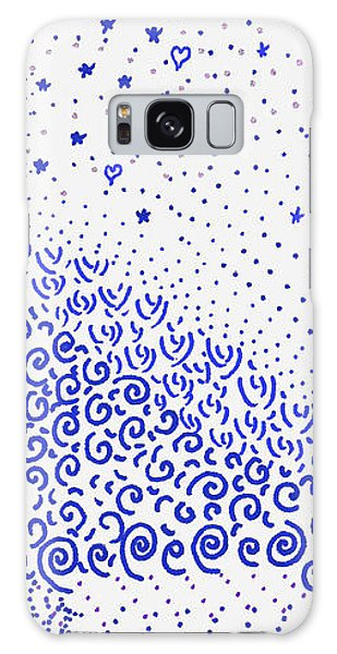 Festival Of Blues Galaxy Case