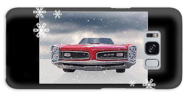Festive Pontiac Gto Galaxy Case