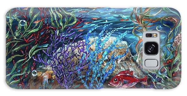 Festive Reef Galaxy Case