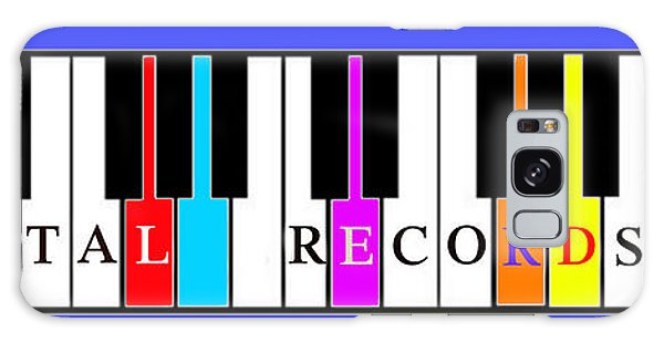 Fetal Records Logo Galaxy Case
