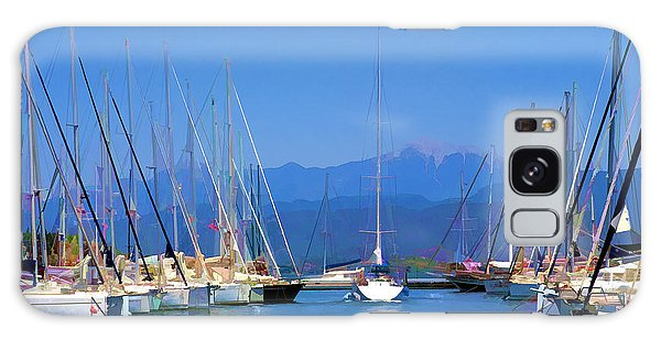 Fethiye Harbour Galaxy Case