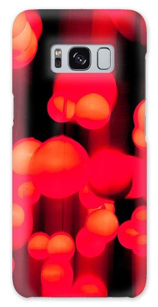 Colours Galaxy Case - Fever Pitch by Az Jackson