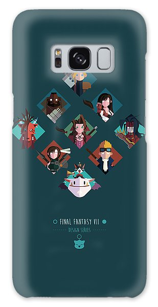 Ff Design Series Galaxy Case by Michael Myers
