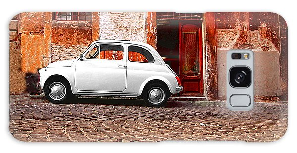 Fiat 500 Galaxy Case