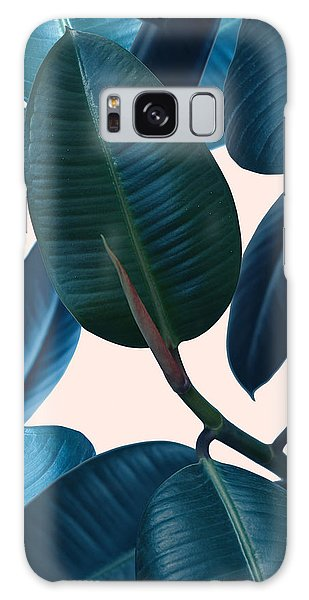 Fall Galaxy Case - Ficus Elastica 2 by Mark Ashkenazi