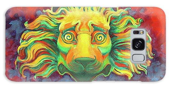 Fidardo's Lion Galaxy Case by Andrew Danielsen
