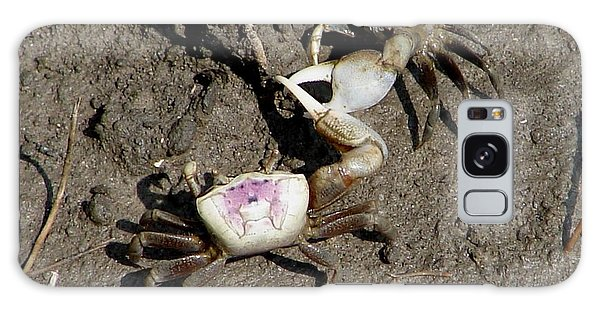 Fiddler Crabs Fighting 2 Galaxy Case