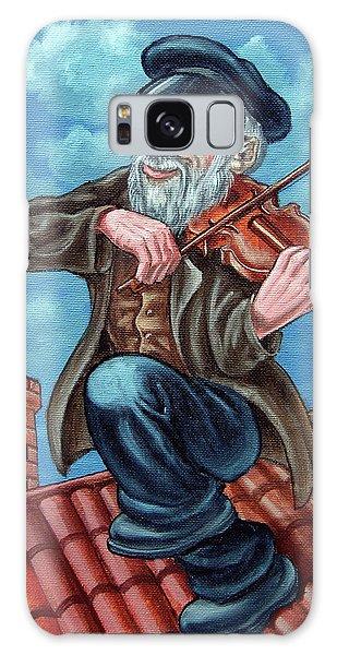 Fiddler On The Roof. Op2608 Galaxy Case