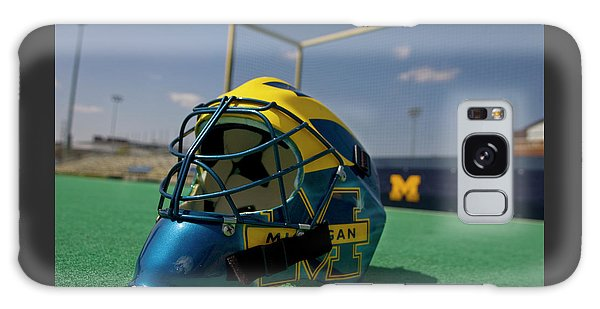 Field Hockey Helmet Galaxy Case