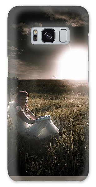 Galaxy Case featuring the photograph Field Of Dreams by Jorgo Photography - Wall Art Gallery