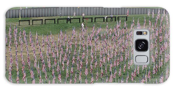 Field Of Flags - Gotg Arial Galaxy Case