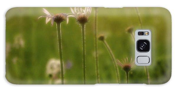 Field Of Flowers 2 Galaxy Case