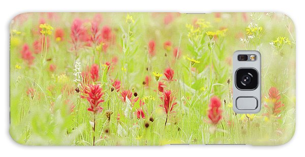 Indian Peaks Wilderness Galaxy Case - Field Of Wildflowers by Margaret Goodwin